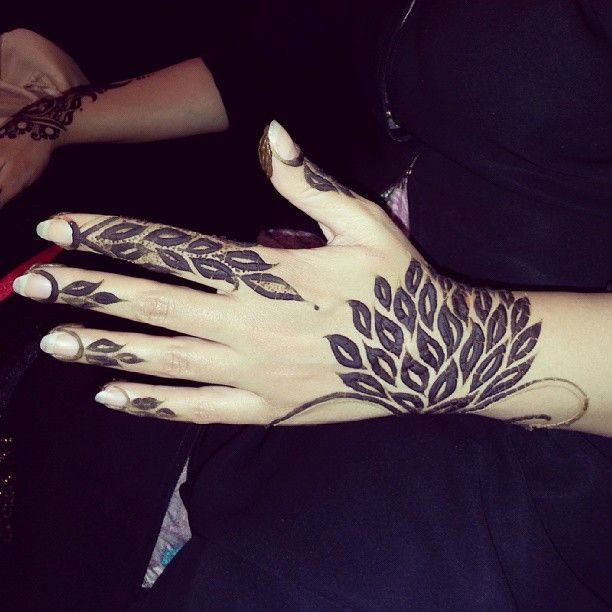 Pin By Sweta Abhay On Mehendi Designs: ️Mehndi♀️♀️HennaMore Pins Like This At FOSTERGINGER