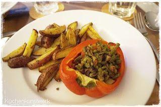Küchenkunstwerk: vegane, gefüllte Paprika mit Ofenkartoffeln #rezept #kuechenkunstwerk #foodie #vegan #veganfoodshare #kartoffelecken #gefülltepaprika #paprika #backen #kartoffeleckenbackofen Küchenkunstwerk: vegane, gefüllte Paprika mit Ofenkartoffeln #rezept #kuechenkunstwerk #foodie #vegan #veganfoodshare #kartoffelecken #gefülltepaprika #paprika #backen #kartoffeleckenrezept Küchenkunstwerk: vegane, gefüllte Paprika mit Ofenkartoffeln #rezept #kuechenkunstwerk #foodie #vegan #veganfo #kartoffeleckenbackofen