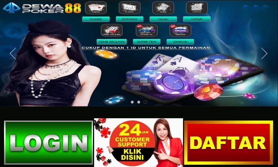 Poker88 Dewapoker Login Poker88 Login Dewapoker Poker Pelayan Indonesia
