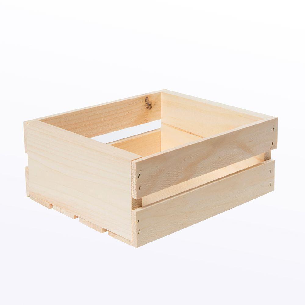 It S A Wooden Storage Crate But Small Just The Right Size To Hold Small Notebooks And Other Items It Could Be Go S Izobrazheniyami Derevyannye Yashiki Yashiki Yashiki Dlya Hraneniya