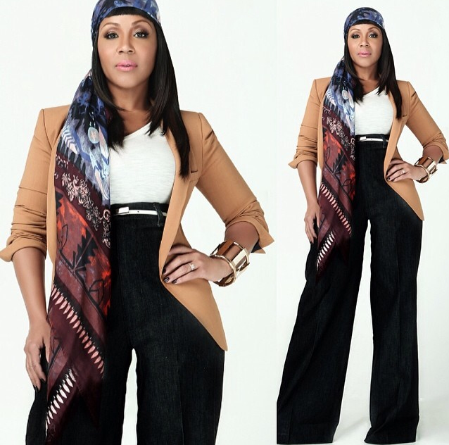 Erica Campbell Is Super Chic