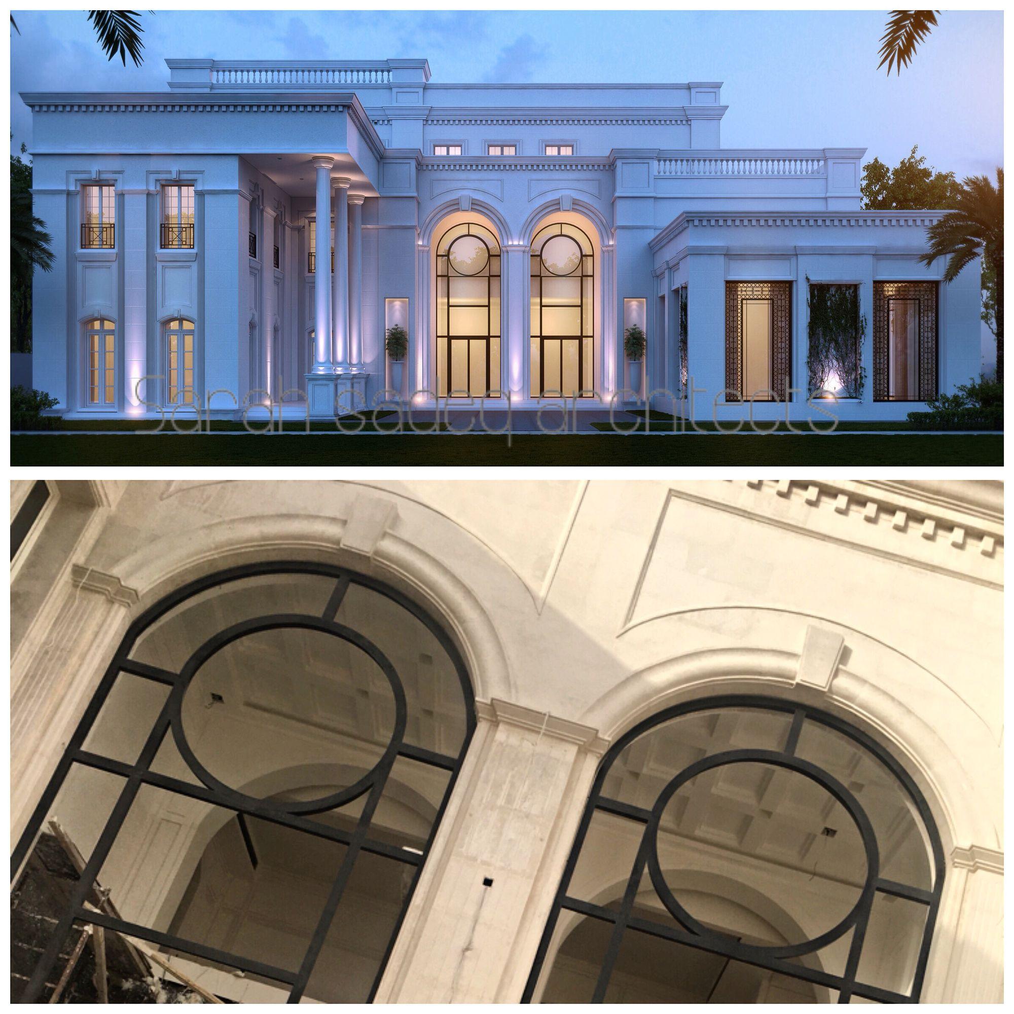 private villa ksa by sarah sadeq architects sarah sadeq architectes pinterest villas. Black Bedroom Furniture Sets. Home Design Ideas