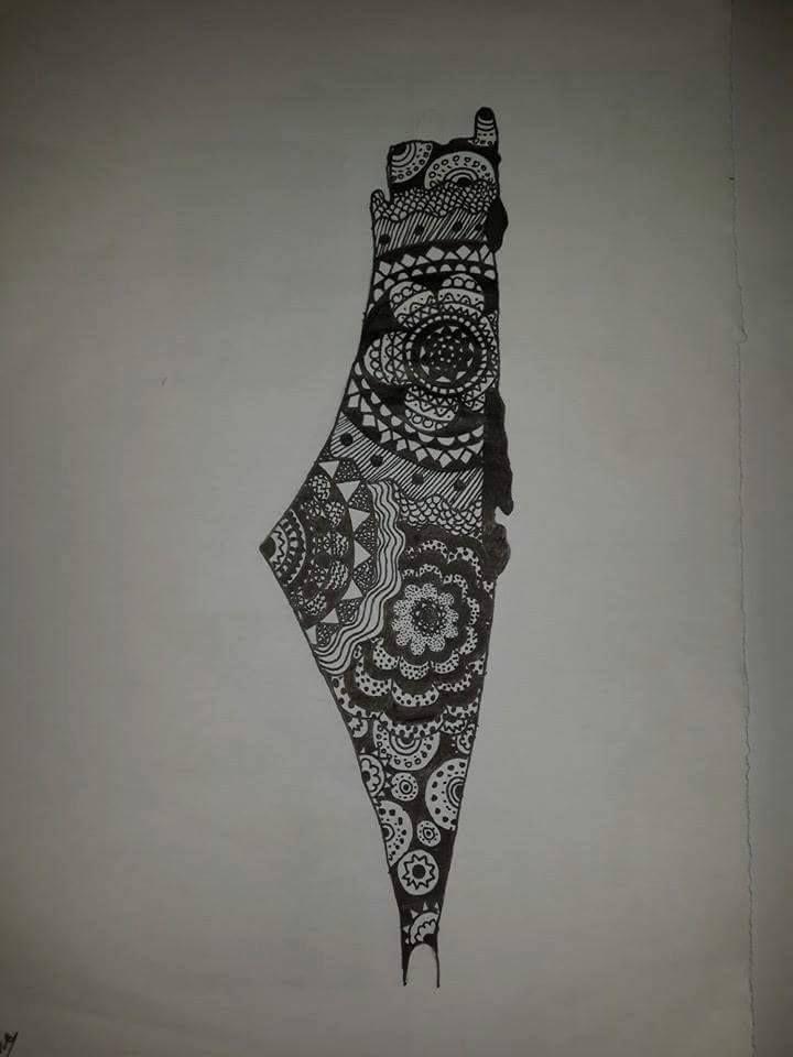 رسم زخارف أمل النخالة Drawings Art Crafts