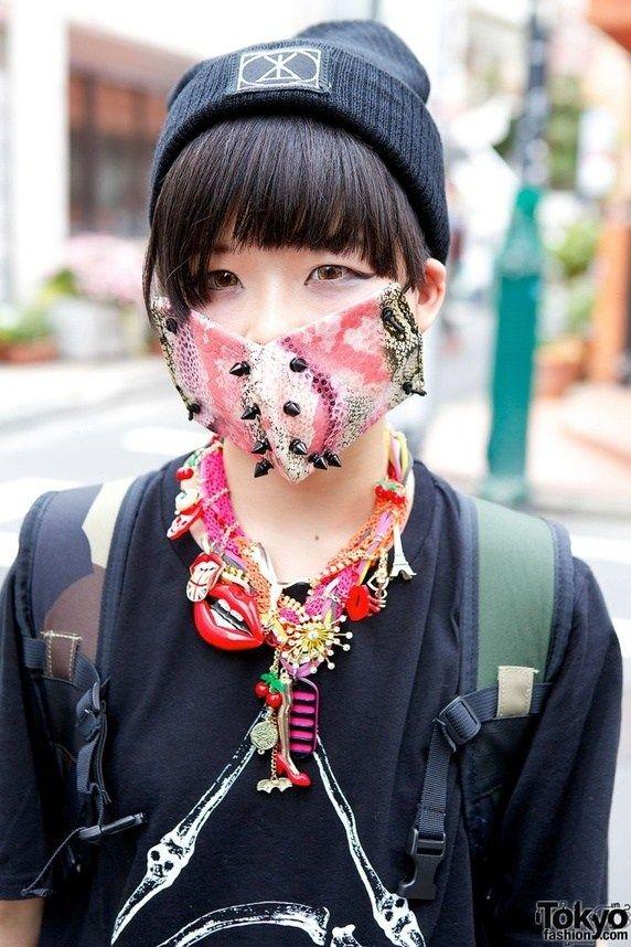face surgical mask fashionable