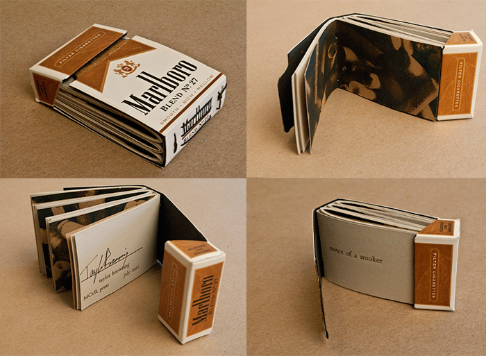 8 inesperados regalos que puedes hacer con una cajetilla - Ideas originales con fotos ...
