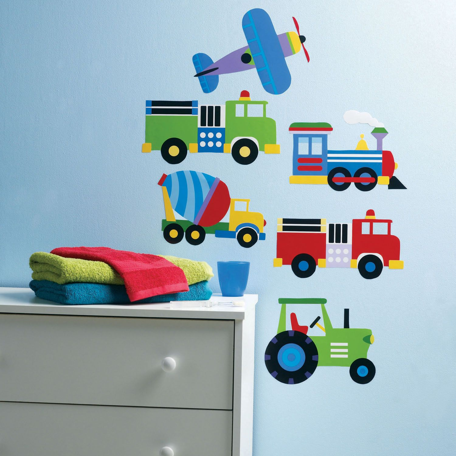 Planes And Trains Wall Stickers Next Day Delivery Wallies Sticker Disney Decor Kit Walldesign Decals