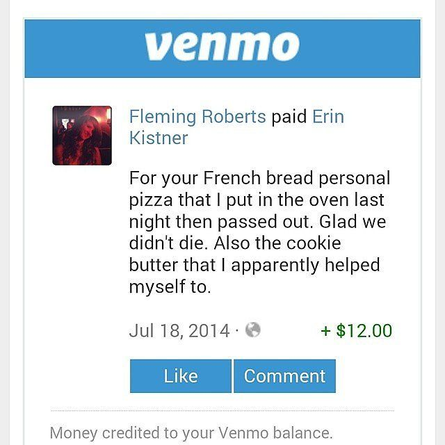 20 Of The Most Hilarious Venmo Payments Venmo Hilarious Payment