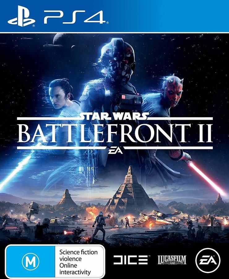 Ps4 Xb1 Star Wars Battlefront Ii 9 Delivery Free With Prime