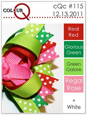 In My Creative Opinion 25 Days of Christmas Tags Color