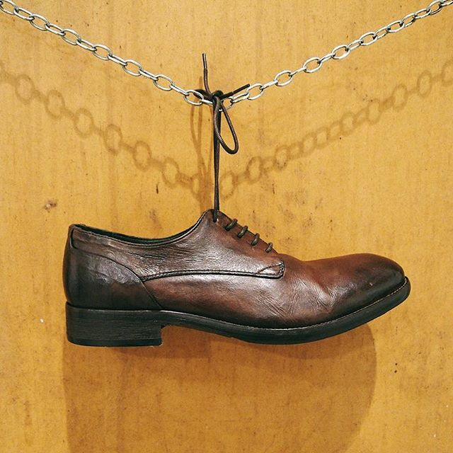c10ba7eca Dorsay Brown Derby Shoe | HUDSON LONDON | AW18 MENS EDITORIAL | Derby  shoes, Brown derby, Calf leather