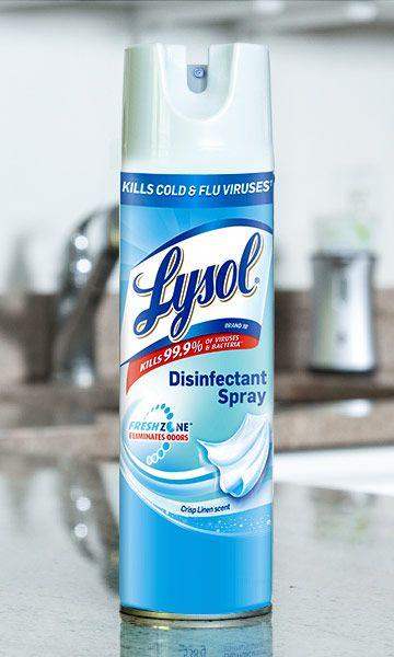 Disinfectants Disinfectant Spray Lysol