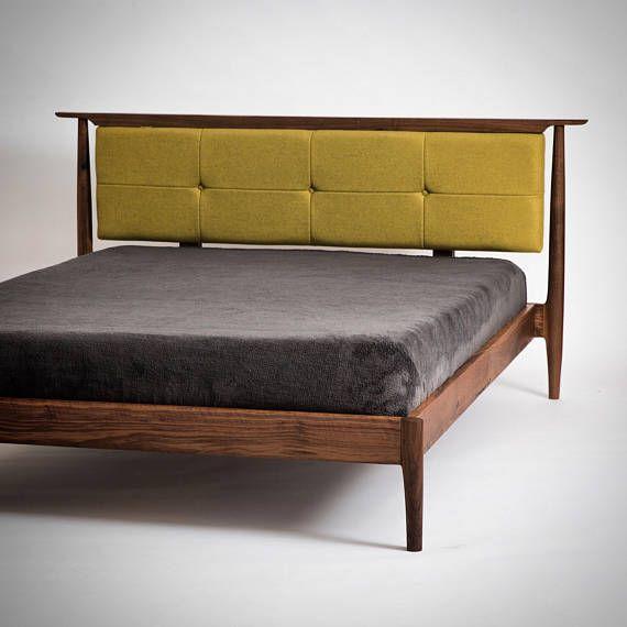 Modern Storage Bed Mid Century Modern Storage Bed Platform