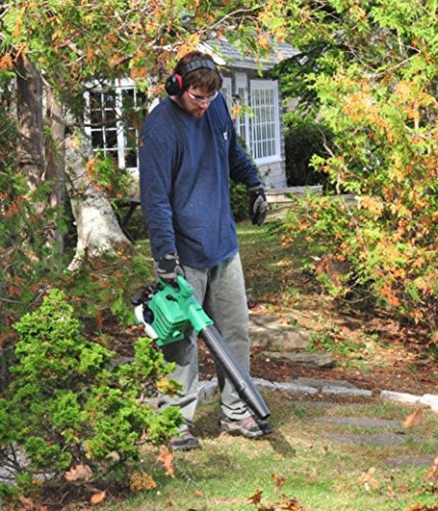 Professional handheld leaf blower gas powered lightweight