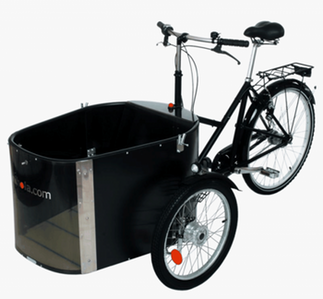 Green Idea Nihola Tricycle Bike, Bike wagon, Cargo bike