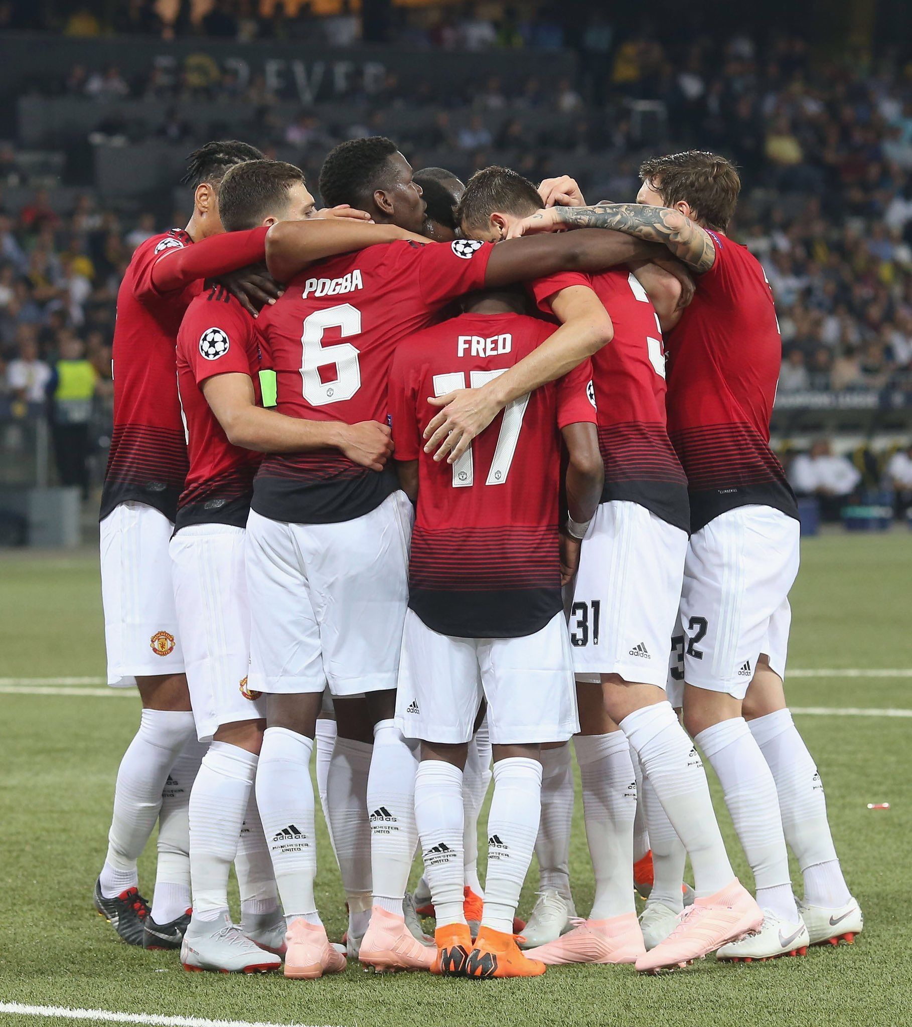 Yb 0 3 Mu Manchester United Football Premier League Champions Manchester United