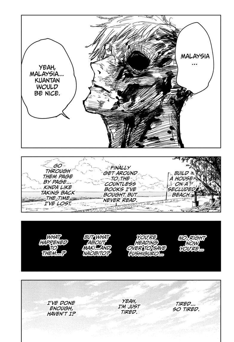 Jujutsu Kaisen Ch 120 Mangapark Read Online For Free In 2021 Jujutsu Manga Manga Online Read