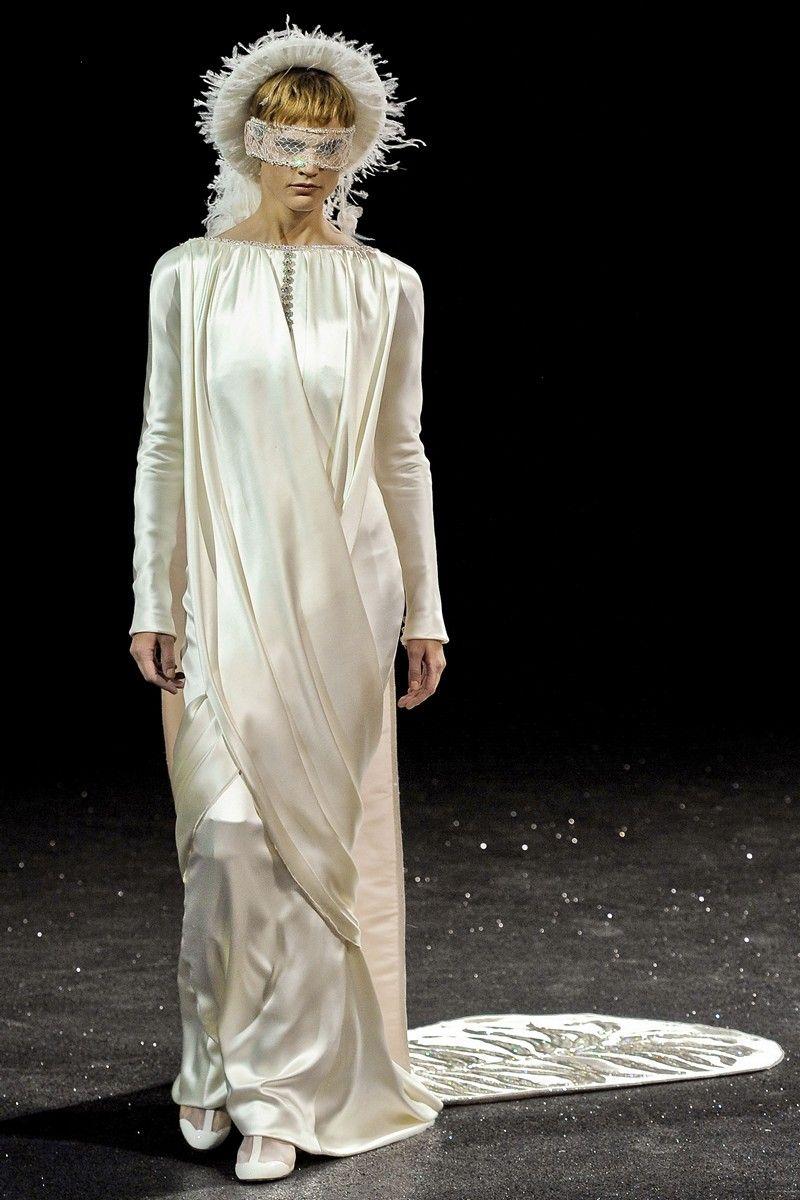 chanel haute couture 2014   Chanel Paris Alta Costura Inverno 2011 Desfile Completo   Comunidade ...