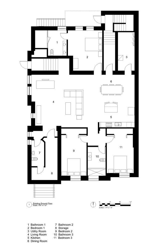 Gallery of Church Conversion into a Residence   Linc Thelen Design + - fresh blueprint consulting ballarat
