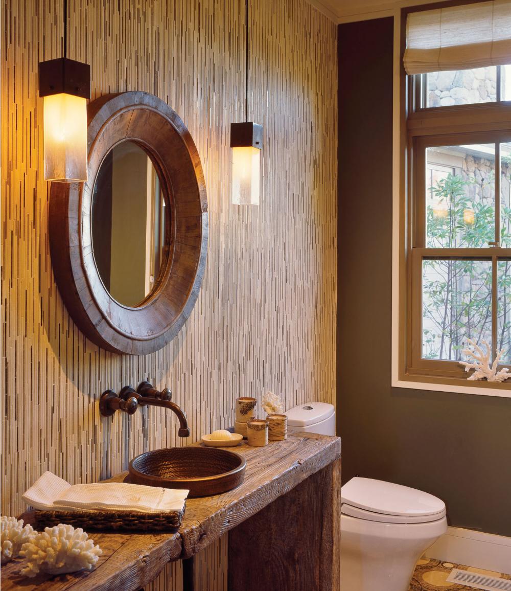 Martha's Vineyard | Muebles de baño rusticos, Baños ...