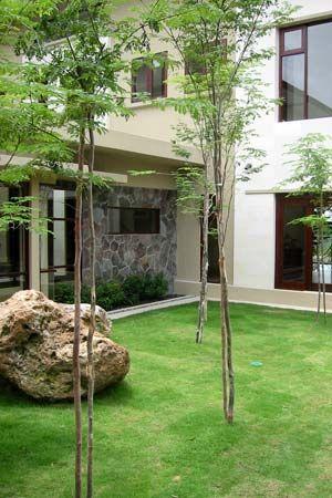 Project Shah Alam Bungalow Seksan Design Landscape