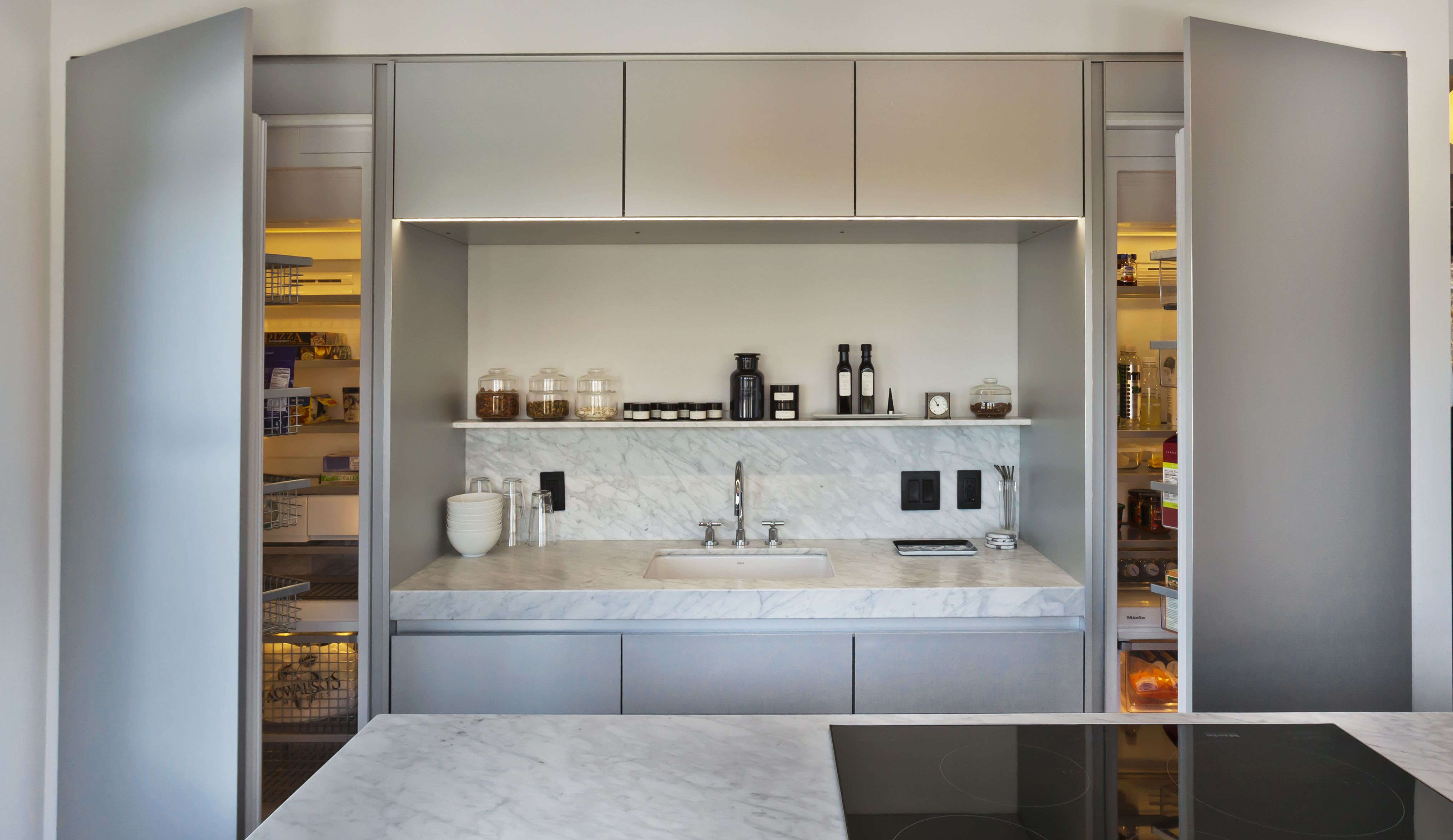 Beyond The Kitchen S Design A New Definition Of Space With A New Identity That Incorporates The Home A Space Kitchen Inspirations Residential Design Design
