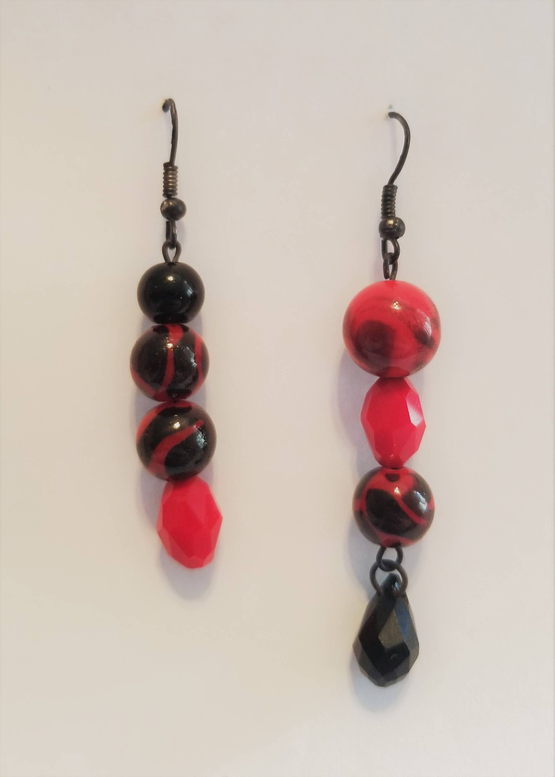 sr mismatched earring earrings