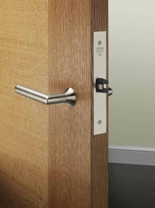 L2 324 Hardware For Internal Doors Elegant Doors Interior Architecture Design Holder Design