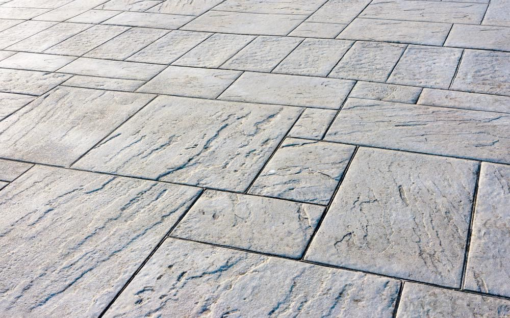 Variety Of Paver Stones What are the Different Types of Floor Tiles? (with pictures)