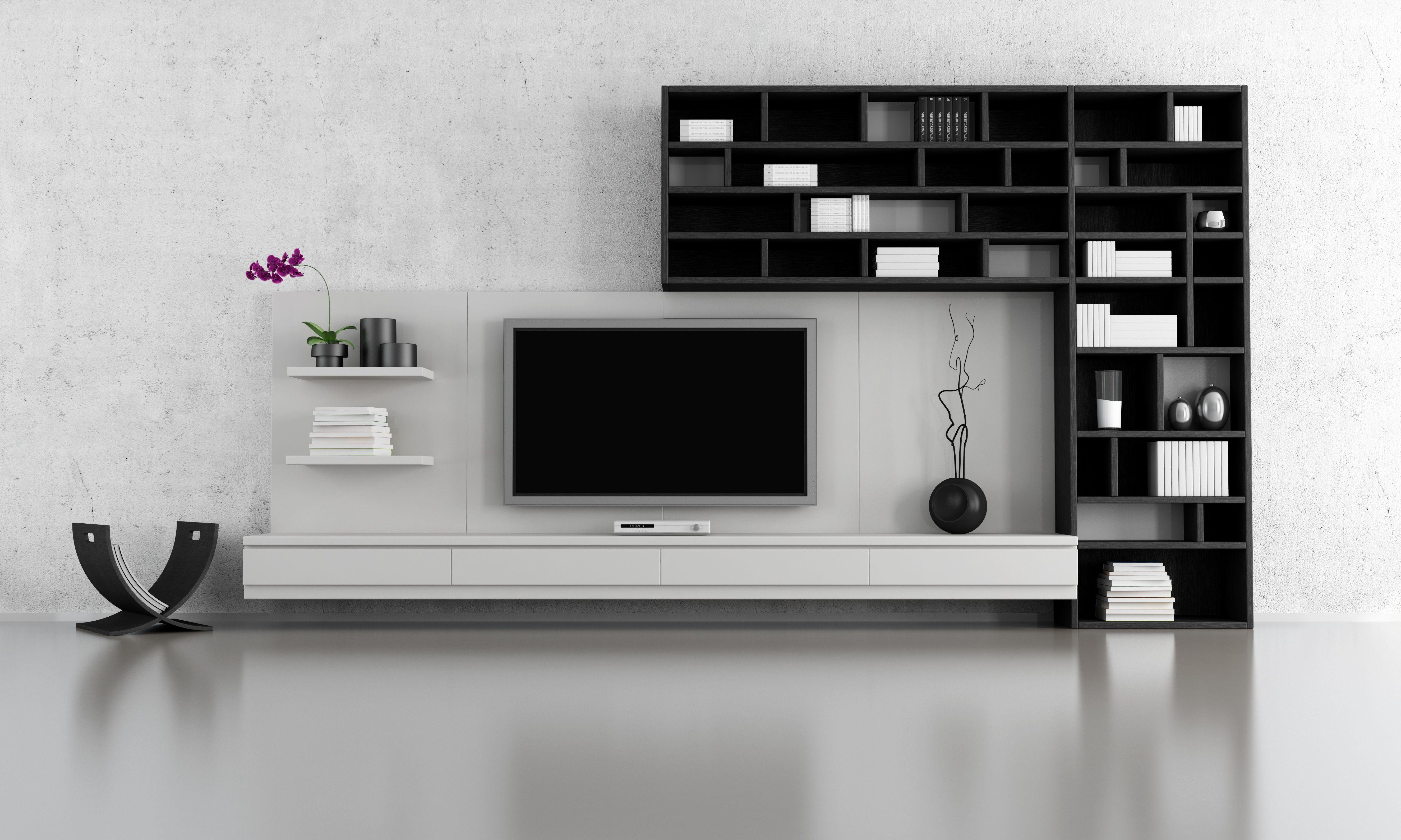 Pin By Homelane On Entertainment Units Pinterest Interiors # Muebles Zb Zaragoza