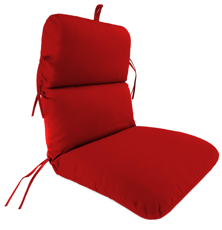 "Sunbrella Outdoor 22"" x 45"" x 5"" Chair Cushion Walmart"