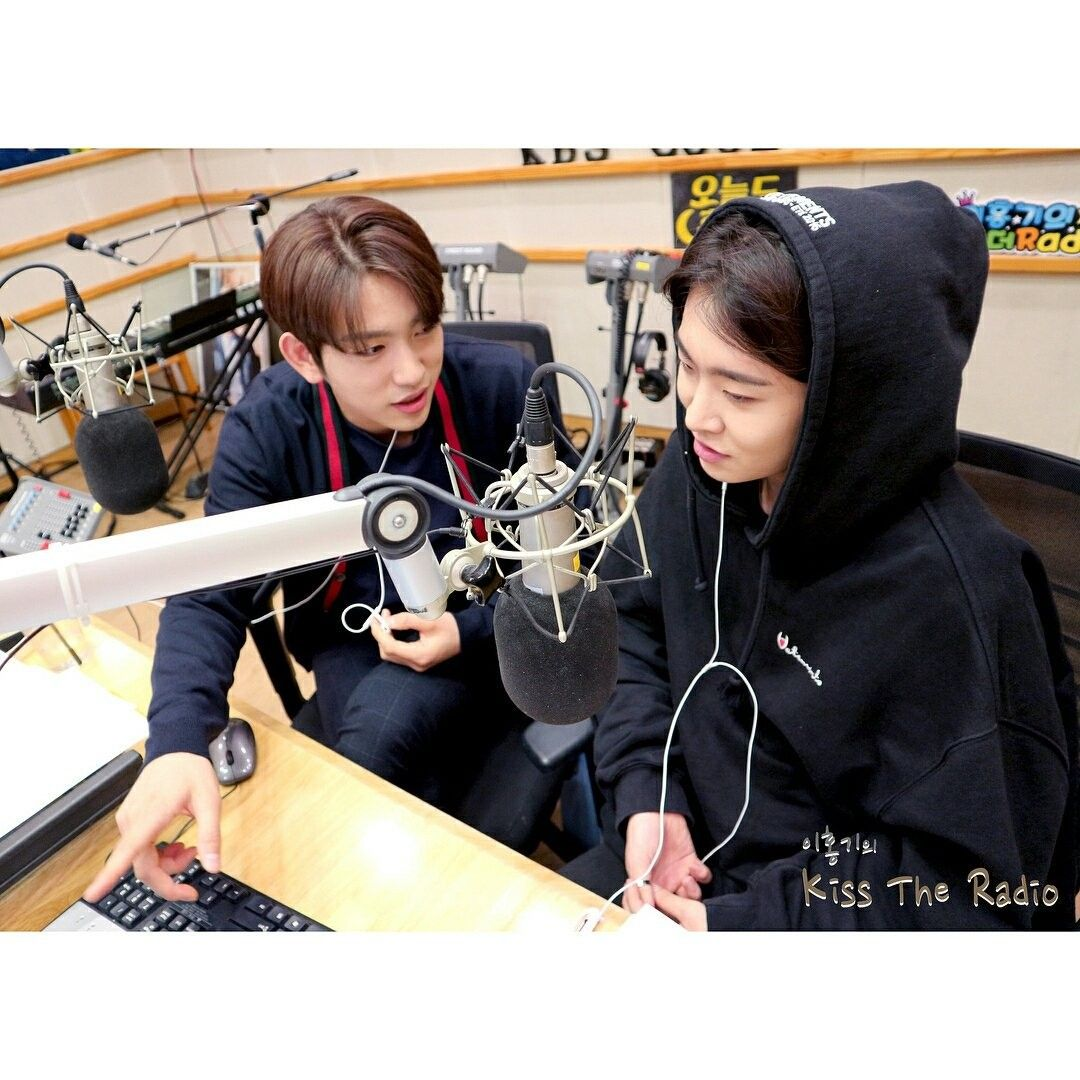GOT7 Jinyoung and Youngjae Youngjae, Jinyoung, Yugyeom