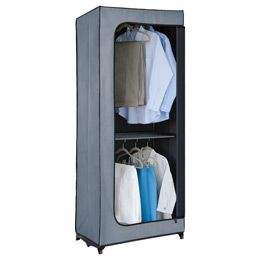 Double Hang Clothes Closet