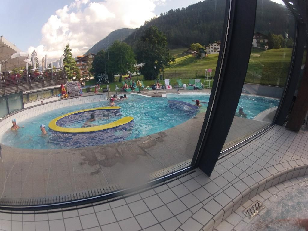 Mar Dolomit Swimming Pool Ortisei Italy Swimming Pools Pool