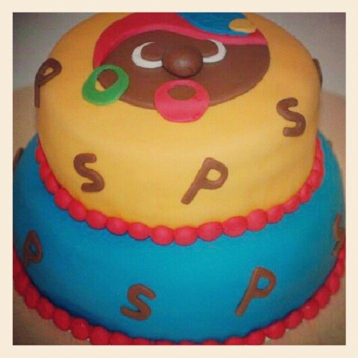 Sint en Piet taart #sintenpiet Sint en Piet taart #sintenpiet