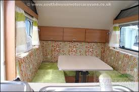 t@b caravan - our inside upholstery