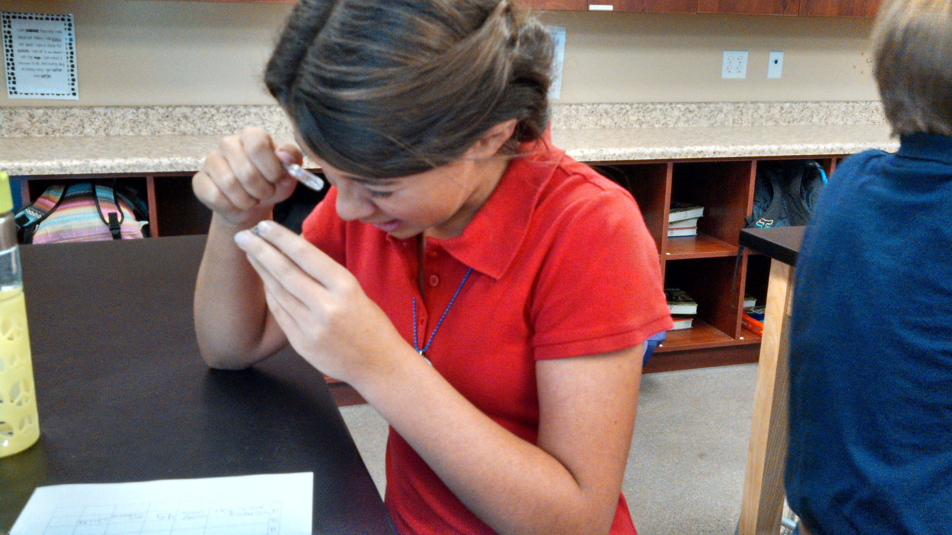 10 24 13 Mineral Identification Lab
