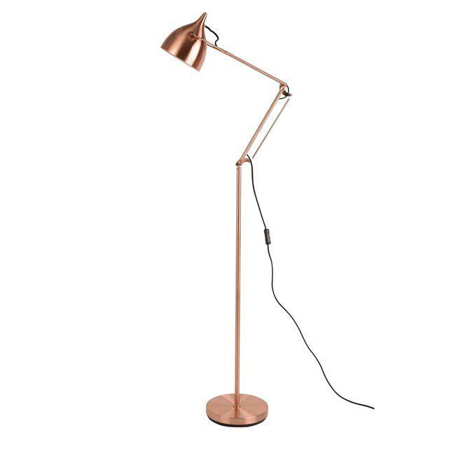 Lampadaire Design Reader Deco Zuiver Cuivre Zuiver La Redoute Mobile Lampadaire Design Deco Et Lampadaire
