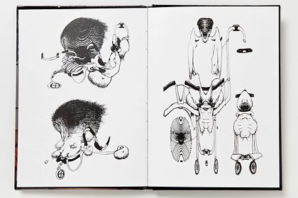 Chris Cunningham Rubber Johnny Google Search Sketches Art