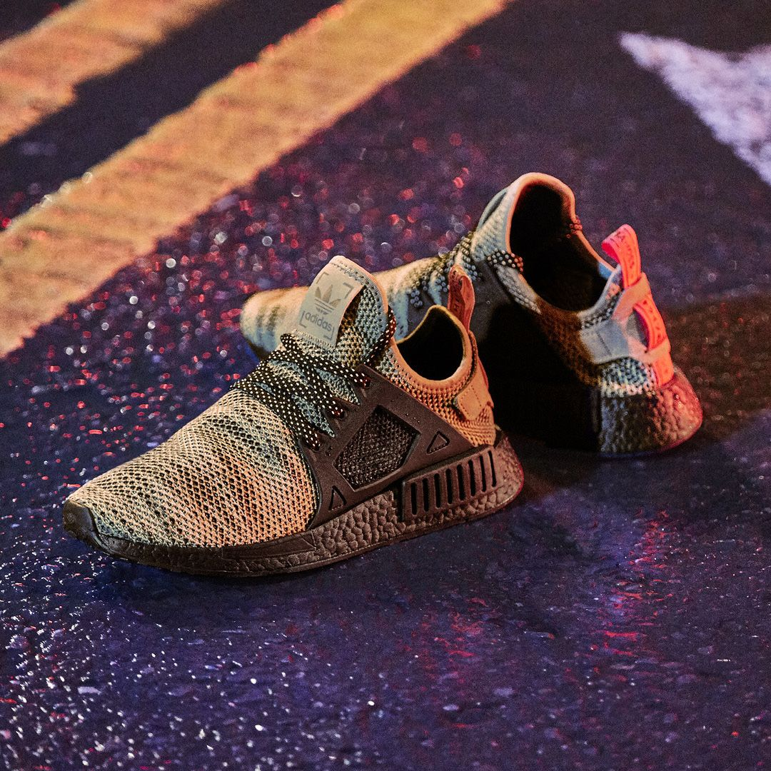 hot sales d3fb1 662ae adidas NMD XR1 Foot Locker Europe Exclusive Pack - EU Kicks Sneaker  Magazine