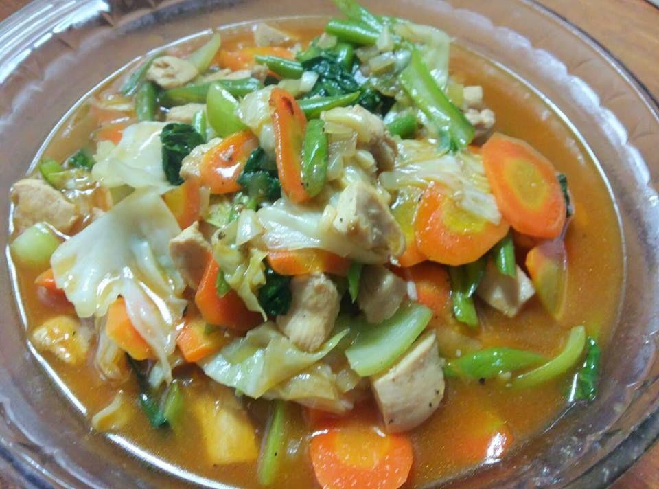 Capcay Ala Resto By Susianne Flo S Langsungenak Com Resep Resep Masakan Resep Masakan Sehat