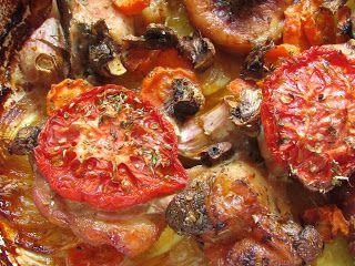 Pollo asado con variantes, historia: El pollo asado es uno de esos platos que lo pongas como lo pongas…, gusta a todo el mundo. Así...