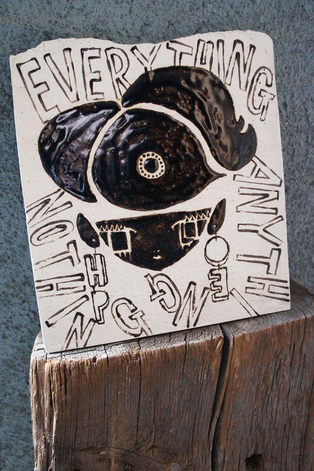 アーティストエドツワキ氏が初の陶芸作品展を開催 Lifestyle