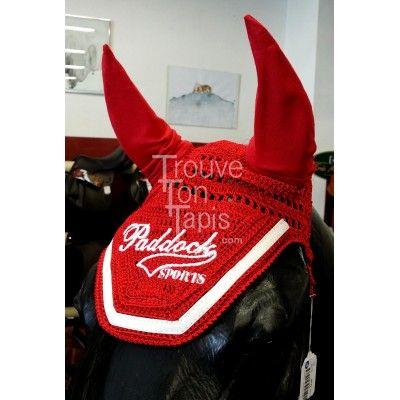 bonnet paddock sports brode tapis