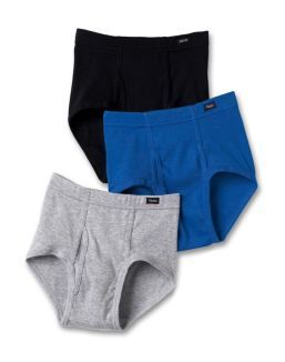 f9c231e964c8 Hanes TAGLESS® Boys' Briefs with ComfortSoft® Waistband 3-Pack ...