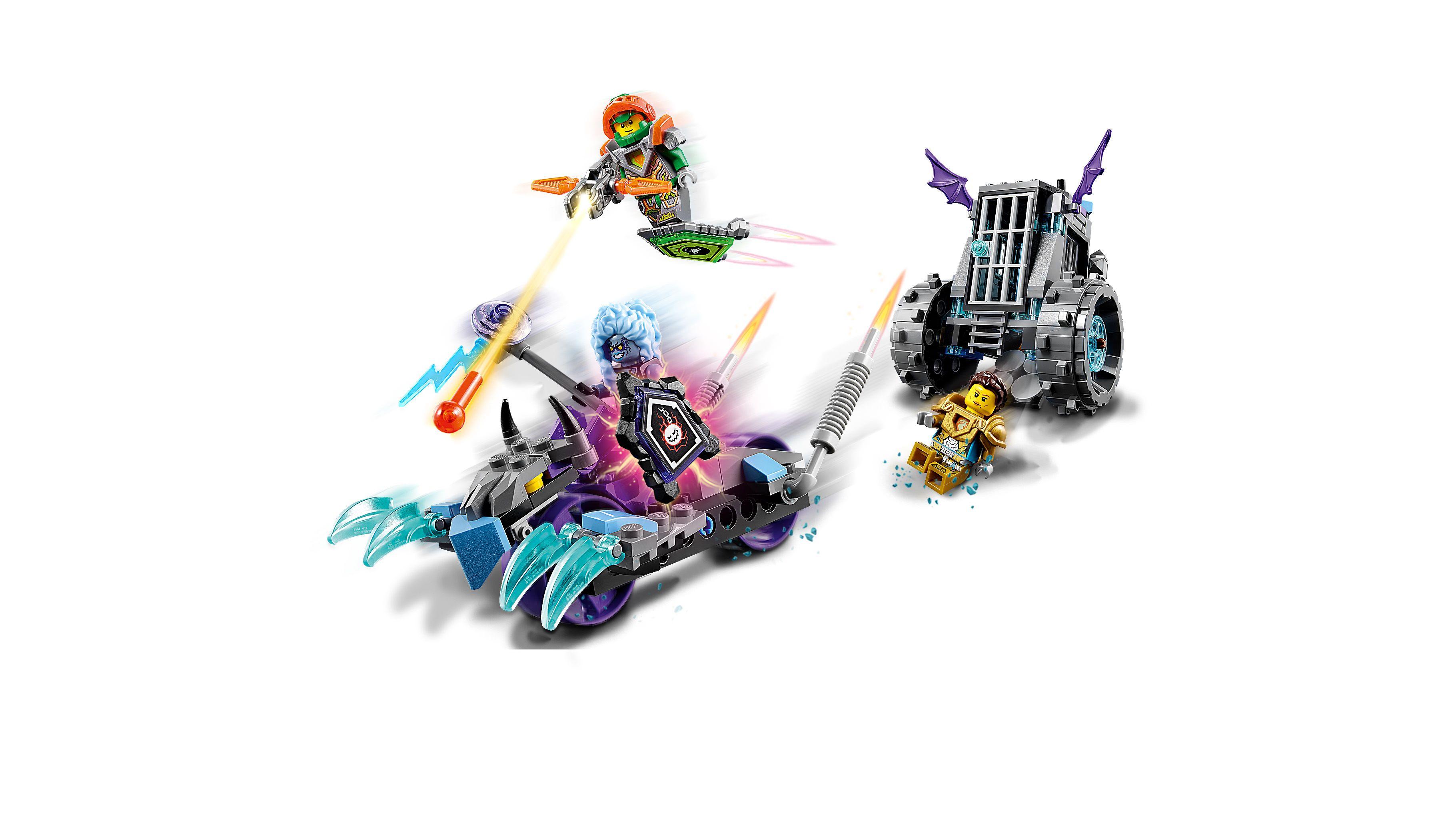 Ruinas Käfig-Roller 70349 LEGO Nexo Knights