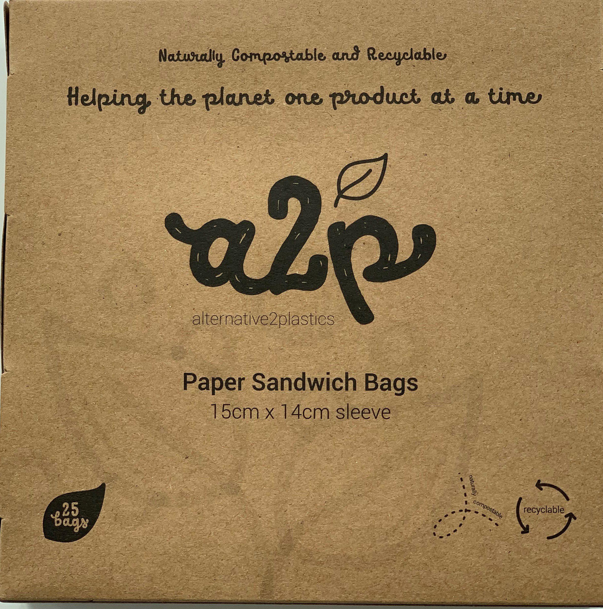 A2p paper sandwich bagssleeve sandwich bags sandwiches