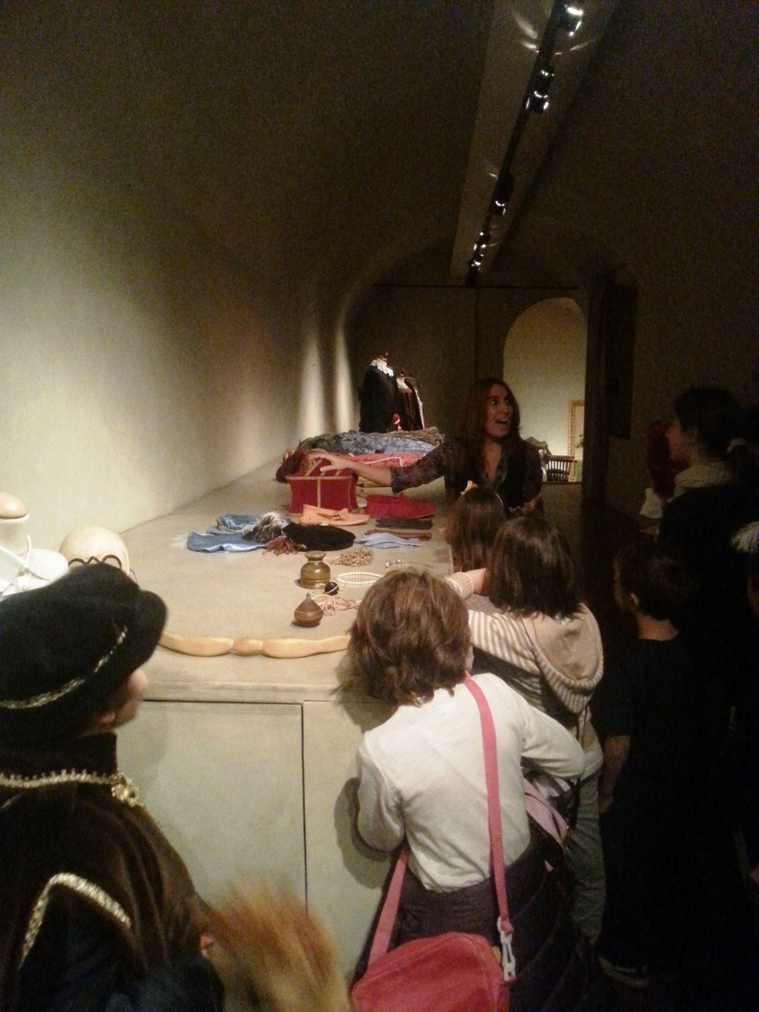 Museo dei ragazzi: Vita di corte. Visita guidata per ragazzi a Palazzo Vecchio.