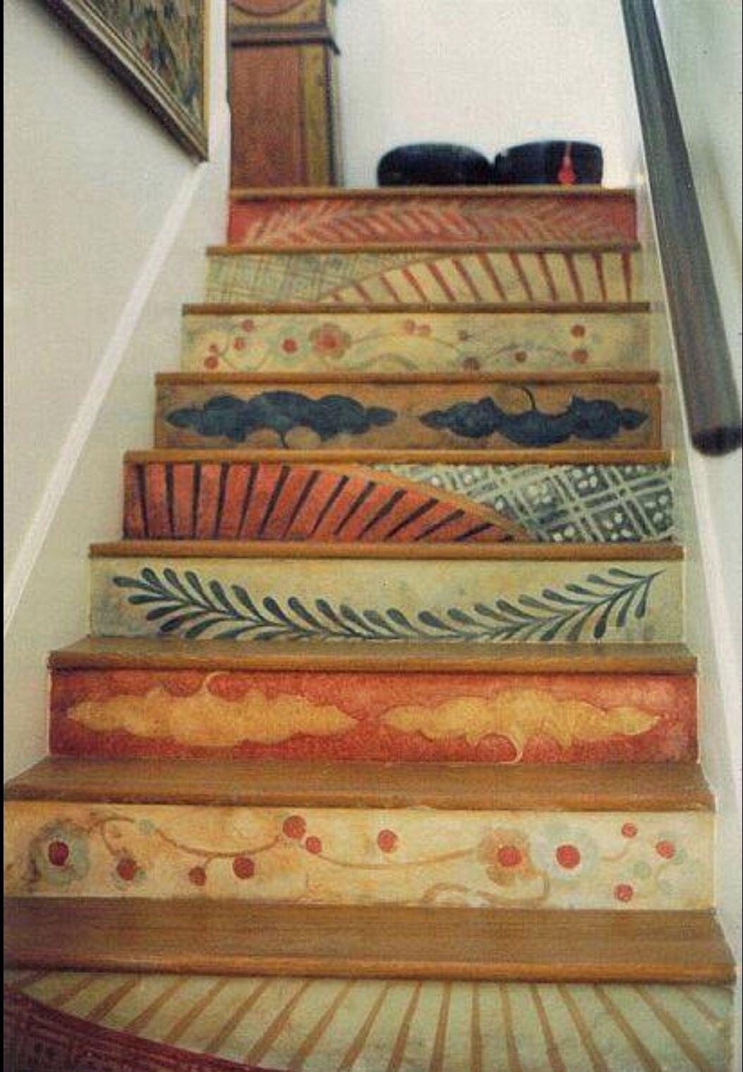 Best I Love This Idea Pintura De Escada Diy Casa Escadas 400 x 300