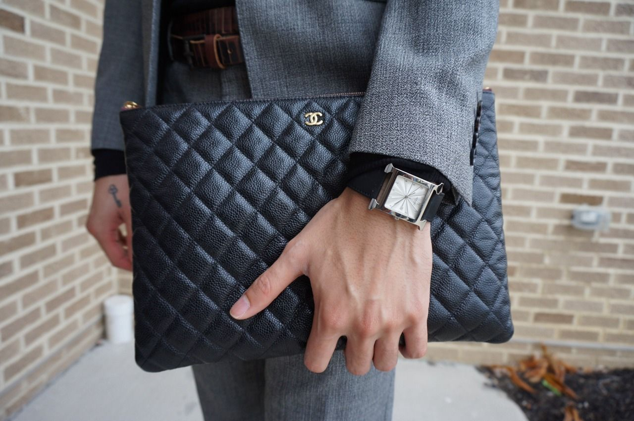 d954fbbb6fe5 Chanel - mens fashion | Tumblr | Accessories | Chanel men, Mens ...