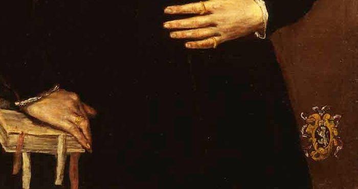 El Greco, Ritratto di gentiluomo